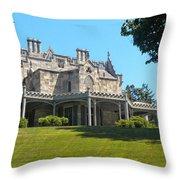 Lyndhurst Castle Throw Pillow