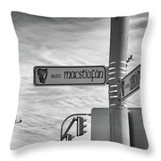 Macstiofan Throw Pillow