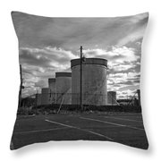 Mad Max Variation Throw Pillow