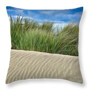 Mad River Dune Throw Pillow