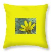 Magic Fern Flower 02 Throw Pillow