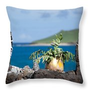 Magic Place Throw Pillow