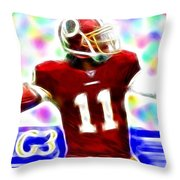 Magical Rg3 Throw Pillow