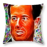 Magical Rick Santorum Throw Pillow