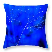 Magical Weed Throw Pillow