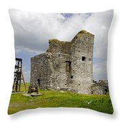 Magpie Mine - Sheldon In Derbyshire Throw Pillow