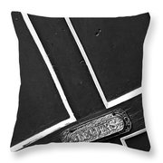 Mail Me A Letter Throw Pillow