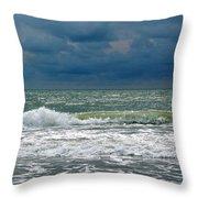 Majestic Ocean Throw Pillow