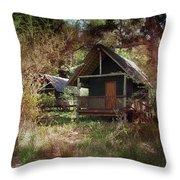Makalaki Kruger Park South Africa Throw Pillow