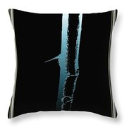 Making A Point Throw Pillow