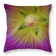 Malva Middle Throw Pillow