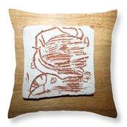 Mamas Dream - Tile Throw Pillow