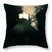 Mammy- Full Moon Throw Pillow