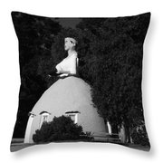 Mammys Cupboard Throw Pillow