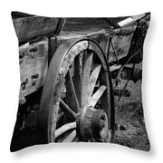 Many Stiories To Tell Throw Pillow