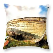 Many Untold Stories Throw Pillow