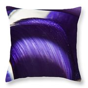 Marble Wilkerson Glass 3 Throw Pillow