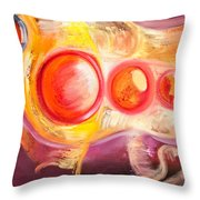 Marea Solar Throw Pillow