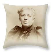 Margaret Sangster Throw Pillow
