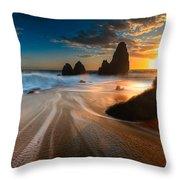 Marin Headlands Throw Pillow