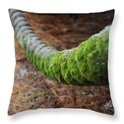 Marine Life Throw Pillow