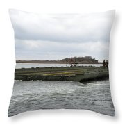 Marines And Sailors Tow An Improved Throw Pillow
