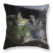 Marines Wait To Launch Their Amphibious Throw Pillow