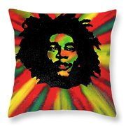 Marley Starburst Throw Pillow