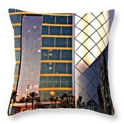 Marriott Evening Throw Pillow
