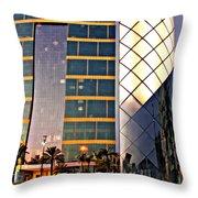 Marriott Evening Throw Pillow