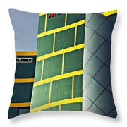 Marriott Throw Pillow