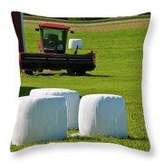 Marshmallows - They're Ripe Throw Pillow