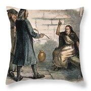 Martha Corey Throw Pillow