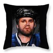 Marty St. Louis Throw Pillow