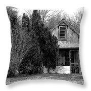 Maryland 1 Throw Pillow