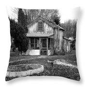 Maryland 4 Throw Pillow