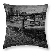Marys Memories  Throw Pillow