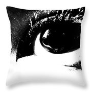 Masked Era Throw Pillow