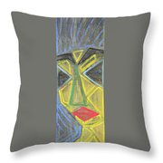 Masked The Original Throw Pillow