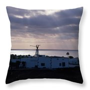 Matagorda Throw Pillow
