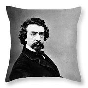 Mathew Brady (c1823-1896) Throw Pillow