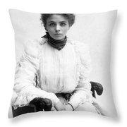Maude Adams (1872-1953) Throw Pillow