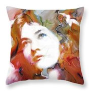 Maude Throw Pillow