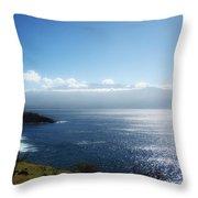 Maui Wonder Throw Pillow