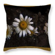May Evenings Throw Pillow
