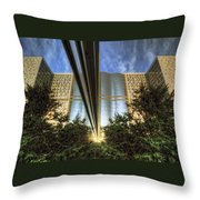 Mayo Squared Throw Pillow