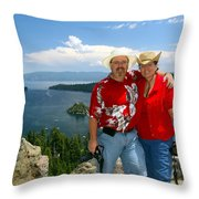 Mclanegoetz Studio 612 Throw Pillow