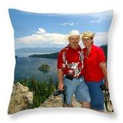 Mclanegoetz Studio 615 Throw Pillow