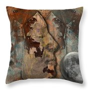 Me And Myself In You Throw Pillow