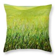 Meadow Four Throw Pillow